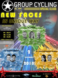 NEW FACES IN UNIQUE WAY