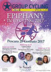 Epiphany in Cycling Specialclass