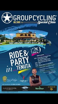 Ride & Party in.....Tenuta