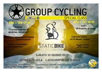 Static Bike Specialclass
