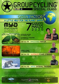 GREEN FACTOR - A LITTLE HELP FOR THE PLANET EARTH