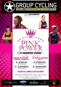 Pink Power Specialclass