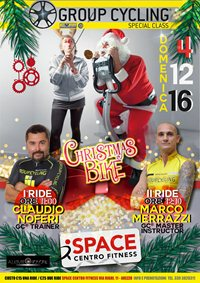 Christmas Bike Specialclass