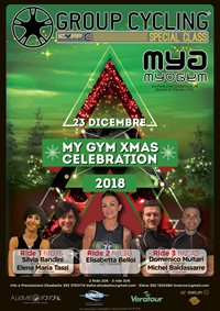 MY GYM XMAS CELEBRATION