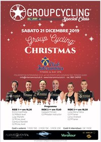 GROUP CYCLING® CHRISTIMAS