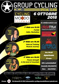 CYCLING MONDO FITNESS