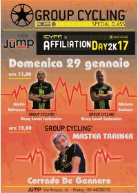 Jump Specialclass Affiliation Day